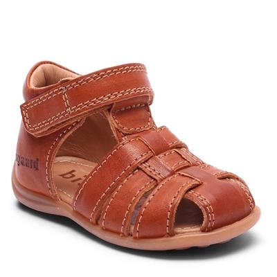 Bisgaard starter sandal - Cognac