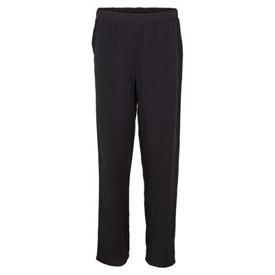 Basic Apparel bukser, Gaya - Washed Black