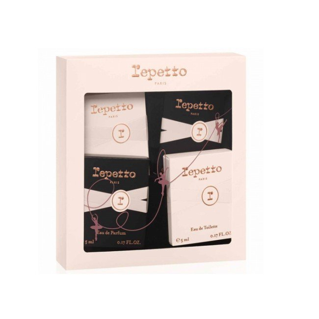 Repetto 2 x 5 ml Edt - 2 x 5 ml Edp