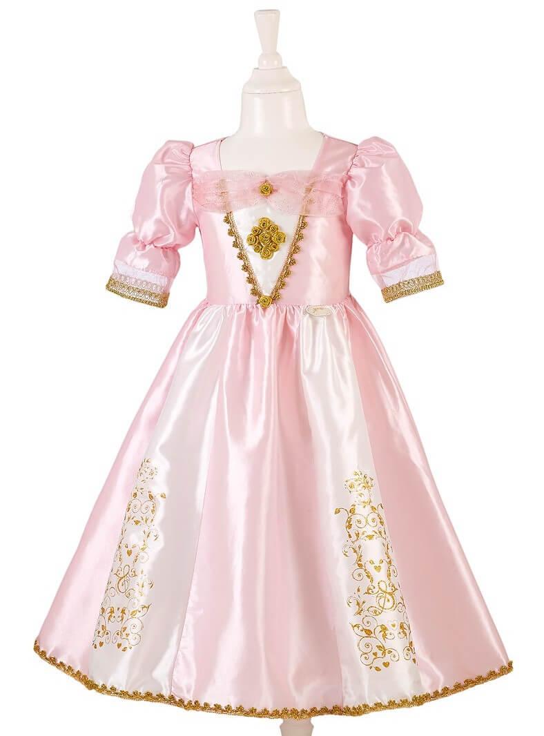 Souza pink prinsessekjole 5-7 Y