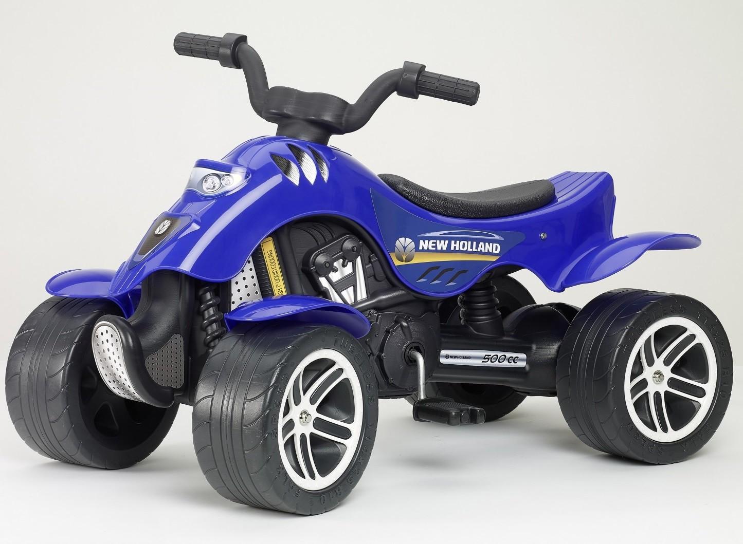 New Holland ATV m/pedaler