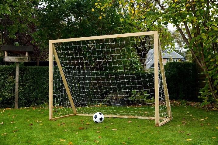 Homegoal Classic Senior Fodboldmål - 200 x 160 cm
