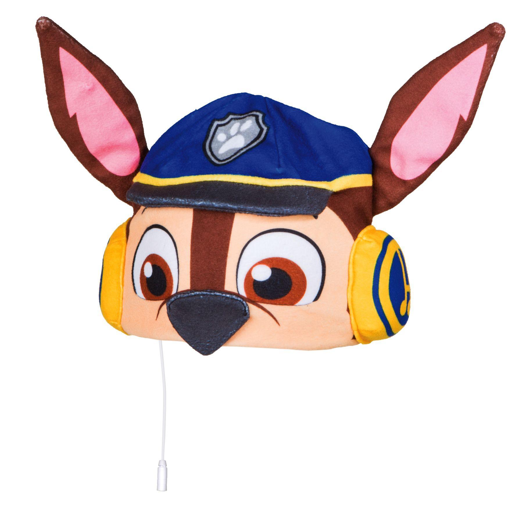 Paw Patrol Chase høretelefoner