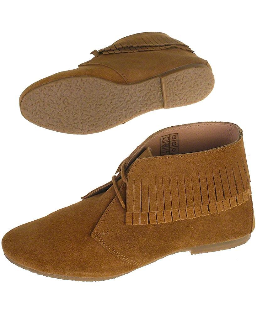 Mimic Copenhagen sko, brun