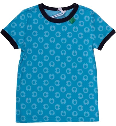 Blå MIY Baby T-shirt Fra Freds World