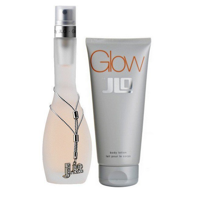 Glow Sæt - 30 ml Edt - Body Lotion 75 ml