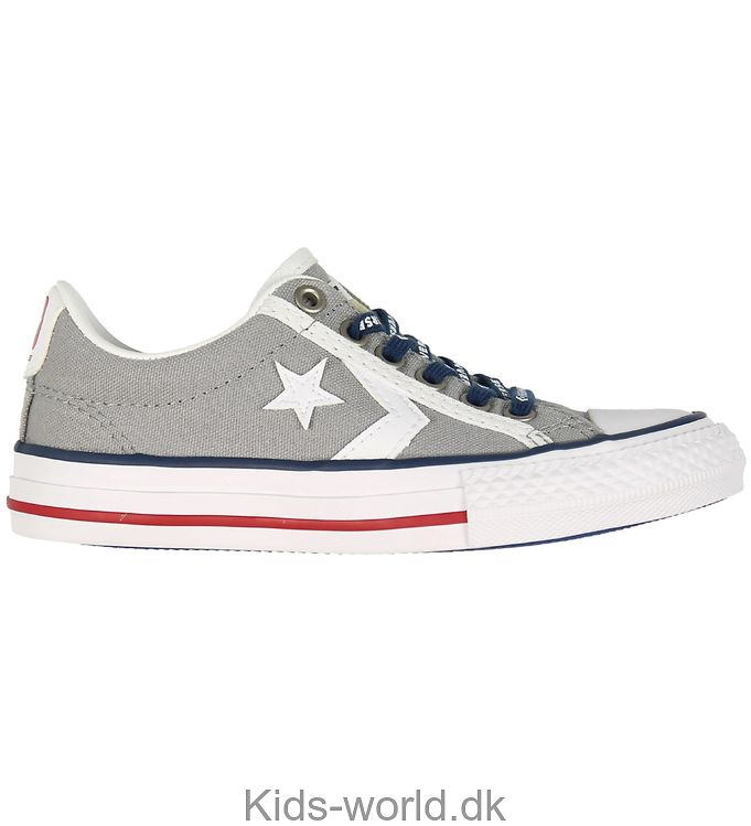 Converse Sko - Star Player EV OX - Grå