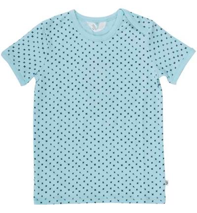 Blå Cross T-shirt Fra Musli