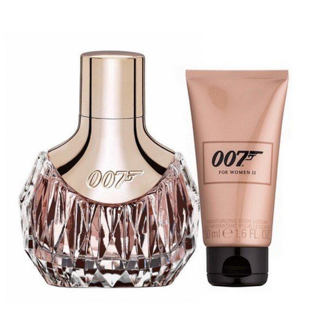 007 Woman 2 - 30 ml Edp - Body Lotion