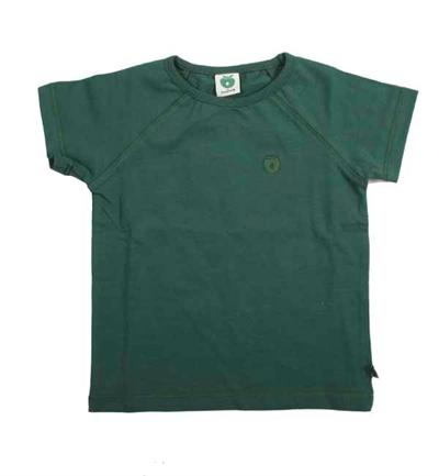 Grøn T-shirt Fra Småfolk