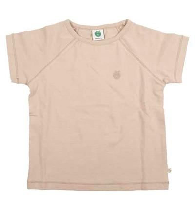 Sand T-shirt Fra Småfolk