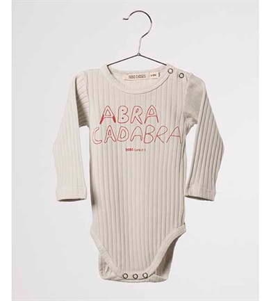 Offwhite Abracadabra Bodystocking Fra Bobo Choses