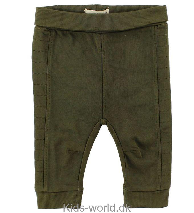 Small Rags Sweatpants - Armygrøn