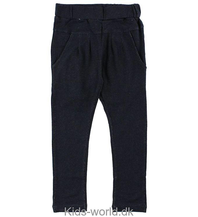 Small Rags Sweatpants - Navymeleret