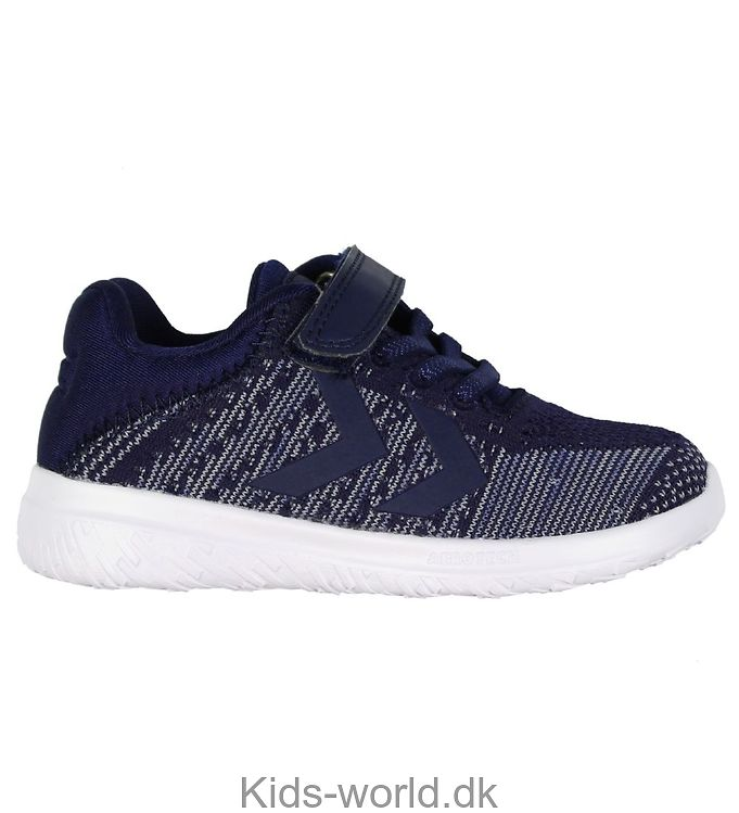 Hummel Sko - Actus Knit Jr - Navy