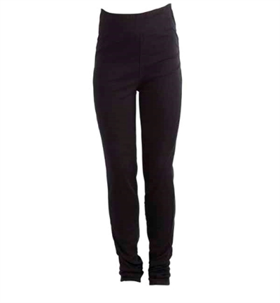 Sort HW Leggins Fra Littel Pieces