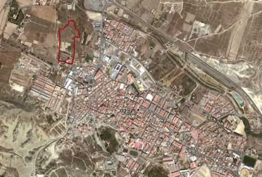 Sector R-4, PAGO SOLIMANA Y MORATA, LLANO LAS CRUCE 0 , Vera, Almería