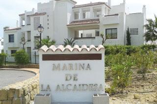 Urbanización MARINA DE LA ALCAIDESA, San Roque