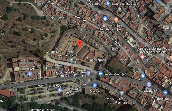 Calle DEBAJO DEL CORRAL 18 -1 49, Arcos de la Frontera, Cádiz