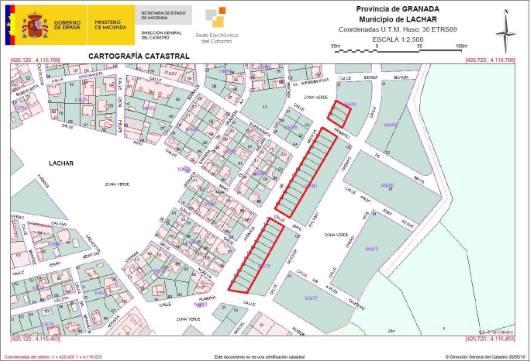 Avenida SEVILLA 2 AL 58 2 29, Láchar, Granada