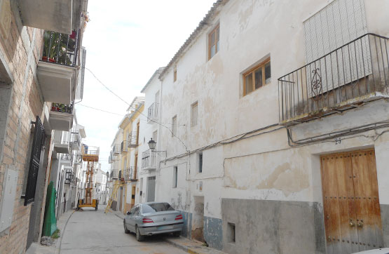 Calle La Cruz -, Alhama de Granada