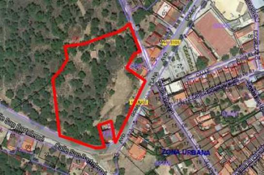 Avenida GOMEZ PLANA,S/N 0 , Santa Ana la Real, Huelva
