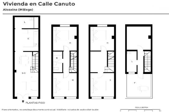 Calle CANUTO, Alozaina