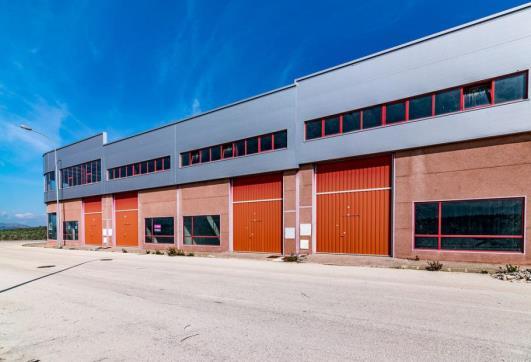 Polígono industrial Centro Logístico Antequera 9A , Antequera, Málaga