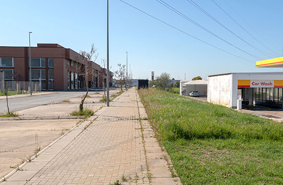 Calle VICENTE TRAVES Y TOMAS (PARCELA 8), Gelves
