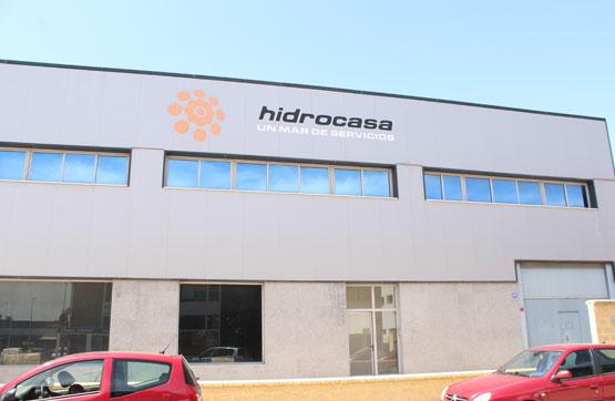 Parque Industrial y de Servicios Guadalquivir, Calle Tecn, Gelves