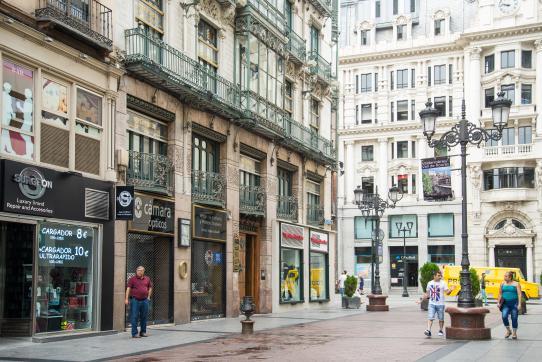 Piso en venta en Calle ALFONSO I 2, 3º (Casco Antiguo), Zaragoza