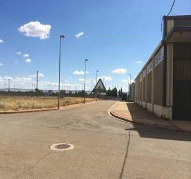 Polígono 1 LOS LEONES SECT.17 PARC.M1 Y J1 16 , Pinseque, Zaragoza