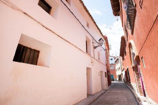 Calle NUESTRA SEÑORA DE LA PIEDAD, Azuara