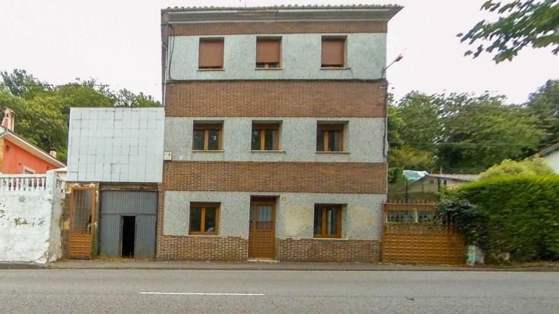 Casa en venta en Centro PASO A NIVEL Nº 83 (CARBAYIN BAJO) 83, Siero