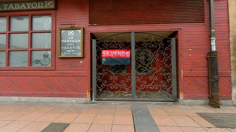 Local comercial en venta en Langreo