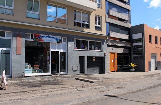 Venta de plaza de garaje en icod de los vinos santa cruz de tenerife aliseda - Comprar plaza de garaje ...