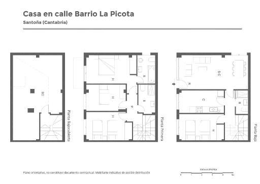 Barrio LLOSA - URB.LA PICOTA - RENEDO 28 D, Piélagos, Cantabria