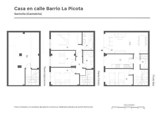 Barrio LLOSA - URB.LA PICOTA - RENEDO, Piélagos