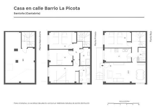 Barrio LLOSA - URB.LA PICOTA - RENEDO 28 C, Piélagos, Cantabria