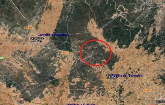 CAMIÑO ATALAYA, PARC.200, 202 Y 205 POLIG.39, Campillo de Altobuey