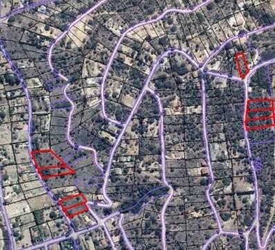 Urbanización LOS MANANTIALES, PARC AK 73, Hontoba
