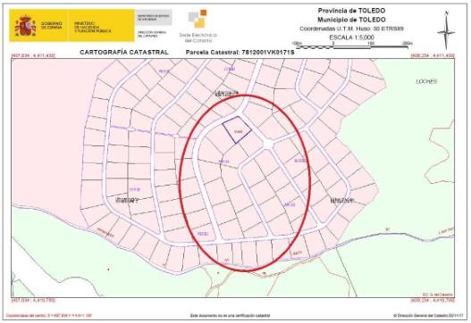 Urbanización MONTESION, UA 28-A SAN BERNARDO II FASE, Toledo