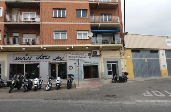 Calle MANZANEQUE, Mora