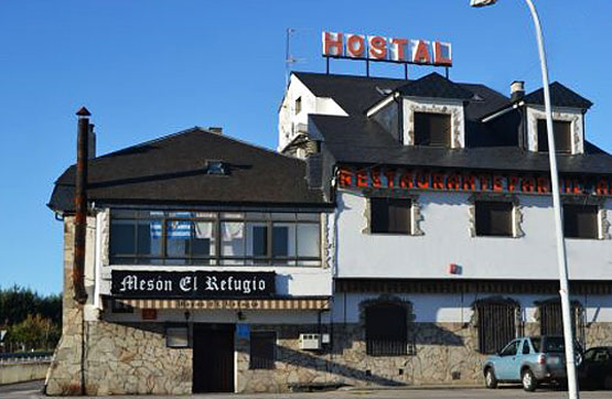 Hotel en venta en Cubillos del Sil