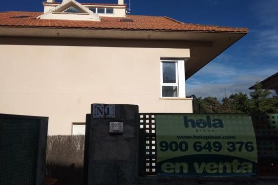 Casa en venta en Calle RIAZA 1, 1º D, EL ESPINAR