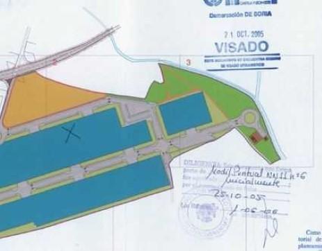 Polígono INDUSTRIAL EL BEREZAL, S/N 0 R16, Rábanos (Los), Soria