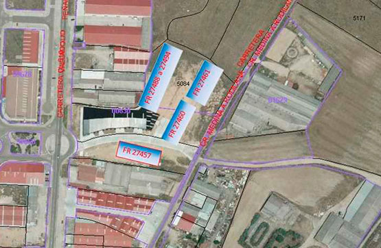 Carretera RODILANA (ADI 33), PARCELA C1 , FUTURA NAVE 8 17 000, Medina del Campo, Valladolid