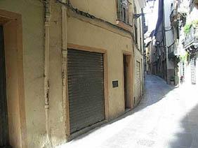 Calle Buxade-, Berga