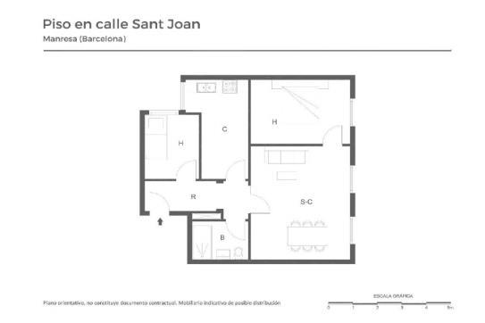 Calle SANT JOAN, Manresa
