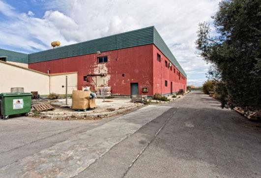 Polígono industrial de La Bleda 2-4 , Sant Martí Sarroca, Barcelona